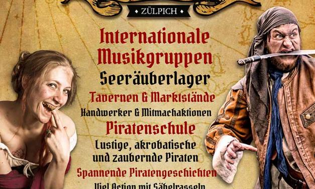 Piratenabenteuer Zülpich – Weiertor Zülpich – 23.-25.08.2019