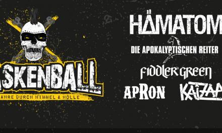 Maskenball – 15 Jahre durch Himmel und Hölle – Amphitheater Gelsenkirchen – 30.-31.08.2019
