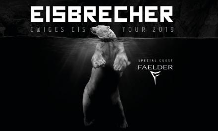 Eisbrecher – Ewiges Eis Tour 2019 – Stadthalle Fürth – 01.05.2019