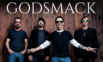Godsmack – When Legends Rise – Live Music Hall Köln – 10.03.2019