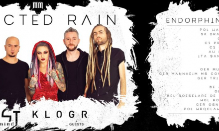 Infected Rain – Endorphin Tour 2019 – Turock Essen – 19.03.2019