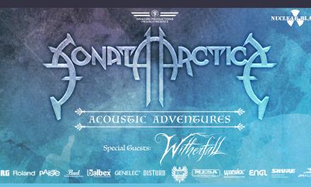Sonata Arctica – Acoustic Adventures – Christuskirche Bochum – 30.03.2019
