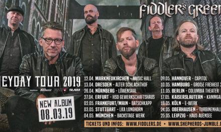 Fiddler's Green – HEYDAY – E-Werk Köln – 18.05.2019