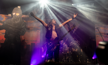 Sodom – Ruhrpott Metal Meeting – Turbinenhalle Oberhausen – 07.12.2018