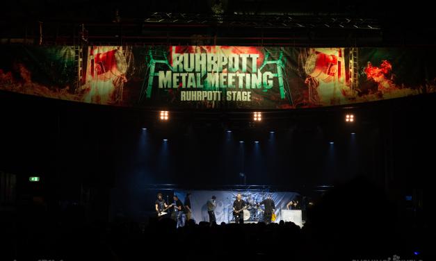 Bericht: Ruhrpott Metal Meeting – Turbinenhalle Oberhausen – 07.-08.12.2018