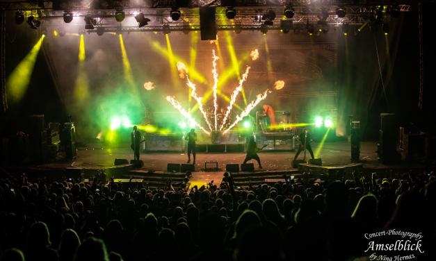 Bericht: Rockfels Festival – Amphitheater Loreley – 21.-23.06.2018