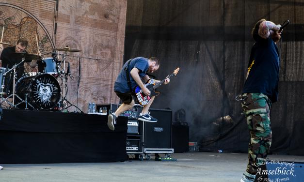 Stick To Your Guns – Rockfels Festival – Amphitheater Loreley – 21.06.2018