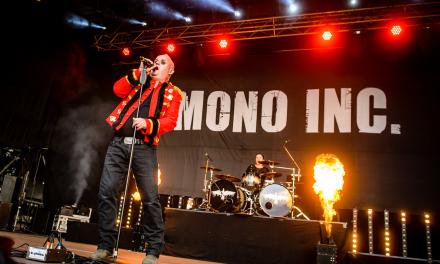 Mono Inc. – Feuertanz Festival – Burg Abenberg – 22.06.2018