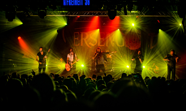 Versengold – Fankonzert – Große Freiheit 36 Hamburg – 26.10.2018