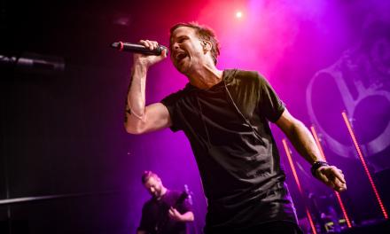 The Rasmus – Dark Matters Tour – FZW Dortmund – 15.10.2018
