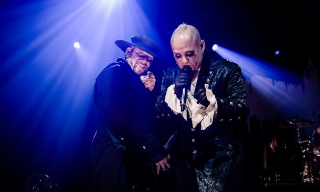 Mono Inc. – Welcome to Hell – Batschkapp Frankfurt – 31.10.2018