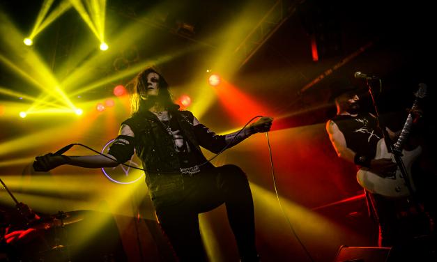 Hell Boulevard – Thornstar – Matrix Bochum – 12.04.2019