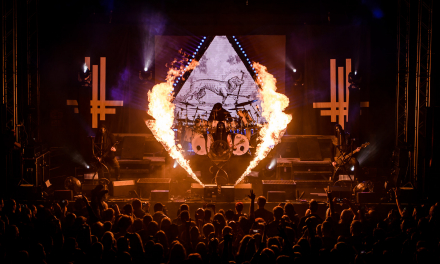Behemoth – Ecclesia Diabolica Evropa – Turbinenhalle Oberhausen – 23.01.2019