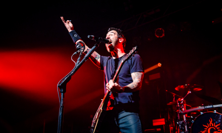 Godsmack – When Legends Rise – Live Music Hall – 07.03.2019