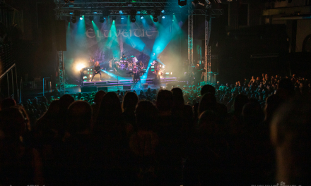 Bericht: Eluveitie, Lacuna Coil, Infected Rain – Ategnatos-Tour – Turbinenhalle Oberhausen – 09.11.2019