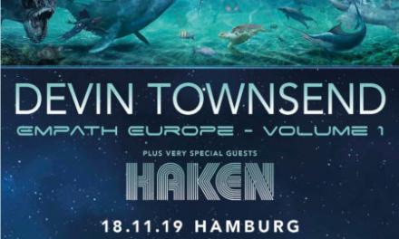 Devin Townsend – Empath Europe – Hamburg Markthalle – 18.11.2019