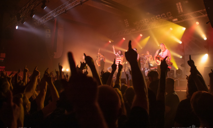 Versengold – Nordlicht-Tour – Live Music Hall Köln – 12.10.2019