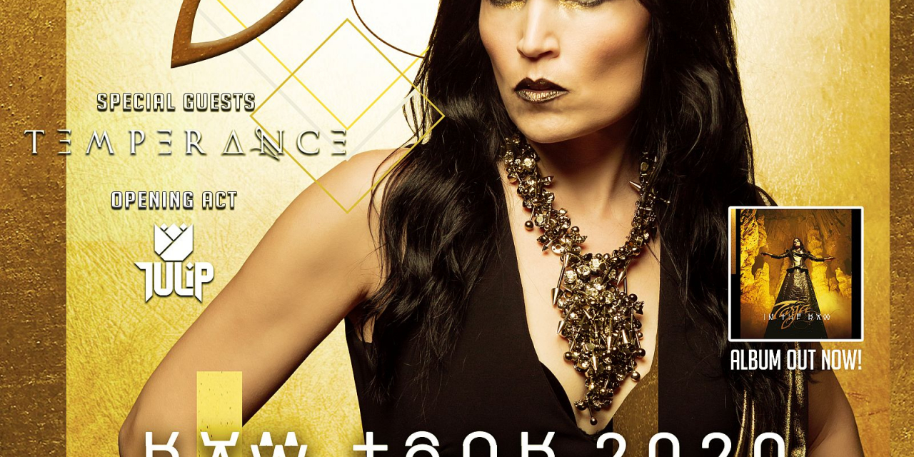 Tarja – Raw Tour – Columbia Theater Berlin – 17.04.2020