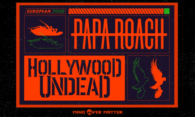 Papa Roach x Hollywood Undead – Mitsubishi Electric Halle Düsseldorf – 16.03.2020
