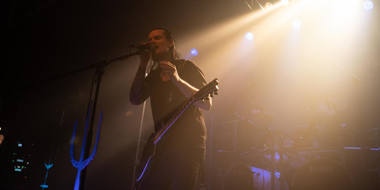 Oceans – Renegades-Tour – Essigfabrik Köln – 07.02.2020