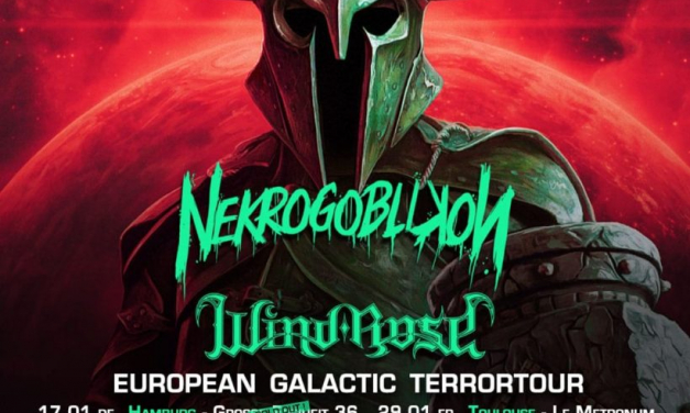 Gloryhammer – European Galactic Terrortour – Turbinenhalle Oberhausen – 18.01.2020