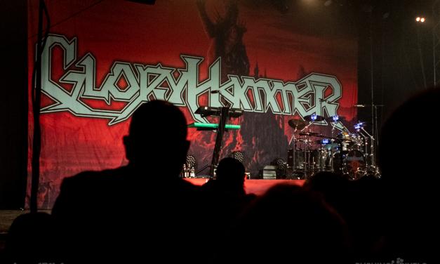 Bericht: Gloryhammer – European Galactic Terrortour – Turbinenhalle Oberhausen – 18.01.2020