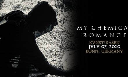 My Chemical Romance – Kunst!rasen Bonn – 07.07.2020